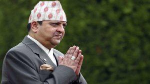 पूर्वराजा शाह द्धारा दशैको शुभकामना व्यक्त भन्छन्, 'नेपाली जनता टुहुरा बनेको पीडाबोध यतिबेला हुँदैछ'