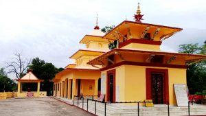 कञ्चनपुरको भीमदत्त स्थित विष्णु मन्दिर साकेतधाममा योग तथा ध्यान केन्द्र निर्माण हुने