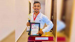 नेपालका कान्छा अभियन्ता खनाल भारतमा 'युथ आइकन अवार्ड' द्वारा सम्मानित
