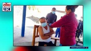 कैलालीमा दोस्रो चरणमा करिब ४ हजार जनालाई कोभिड–१९ विरुद्धको खोप लगाइने