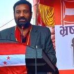 नेपाली काँग्रेसका उपसभापति विमलेन्द्र निधि