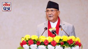 PM Oli warns HoR dissolution could repeat