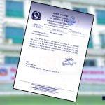नगरपालिकाका प्रमुख प्रशासकीय अधिकृत डाक्टर विजय भुर्तेलद्वारा जारी विज्ञप्ति